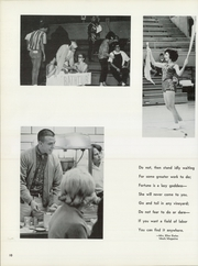 Page 12, 1965 Edition, Central High School - Blackhawk Yearbook (Davenport, IA) online yearbook collection
