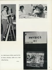 Page 15, 1965 Edition, Central High School - Blackhawk Yearbook (Davenport, IA) online yearbook collection