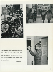 Page 17, 1965 Edition, Central High School - Blackhawk Yearbook (Davenport, IA) online yearbook collection