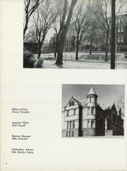 Page 6, 1965 Edition, Central High School - Blackhawk Yearbook (Davenport, IA) online yearbook collection