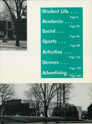 Page 7, 1965 Edition, Central High School - Blackhawk Yearbook (Davenport, IA) online yearbook collection
