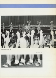 Page 9, 1967 Edition, Central High School - Blackhawk Yearbook (Davenport, IA) online yearbook collection