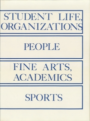 Page 3, 1980 Edition, Central High School - Blackhawk Yearbook (Davenport, IA) online yearbook collection