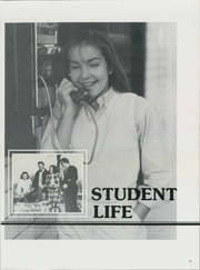 Page 17, 1983 Edition, Central High School - Blackhawk Yearbook (Davenport, IA) online yearbook collection