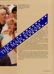 Page 11, 1985 Edition, Central High School - Blackhawk Yearbook (Davenport, IA) online yearbook collection