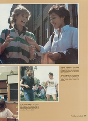 Page 13, 1985 Edition, Central High School - Blackhawk Yearbook (Davenport, IA) online yearbook collection