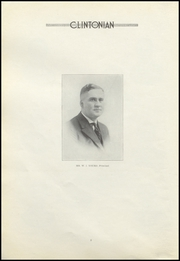 Page 12, 1921 Edition, Clinton High School - Clintonian Yearbook (Clinton, IA) online yearbook collection