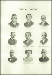 Page 10, 1922 Edition, Clinton High School - Clintonian Yearbook (Clinton, IA) online yearbook collection