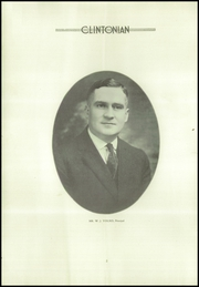 Page 4, 1922 Edition, Clinton High School - Clintonian Yearbook (Clinton, IA) online yearbook collection