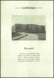 Page 6, 1922 Edition, Clinton High School - Clintonian Yearbook (Clinton, IA) online yearbook collection