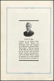Page 14, 1923 Edition, Clinton High School - Clintonian Yearbook (Clinton, IA) online yearbook collection