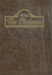 Clinton High School - Clintonian Yearbook (Clinton, IA) online yearbook collection, 1924 Edition, Page 1