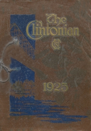 Clinton High School - Clintonian Yearbook (Clinton, IA) online yearbook collection, 1925 Edition, Page 1