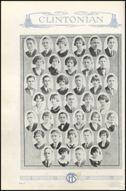 Page 72, 1925 Edition, Clinton High School - Clintonian Yearbook (Clinton, IA) online yearbook collection
