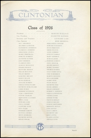 Page 73, 1925 Edition, Clinton High School - Clintonian Yearbook (Clinton, IA) online yearbook collection