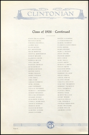 Page 74, 1925 Edition, Clinton High School - Clintonian Yearbook (Clinton, IA) online yearbook collection