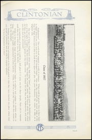 Page 75, 1925 Edition, Clinton High School - Clintonian Yearbook (Clinton, IA) online yearbook collection