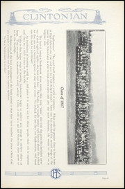 Page 79, 1925 Edition, Clinton High School - Clintonian Yearbook (Clinton, IA) online yearbook collection