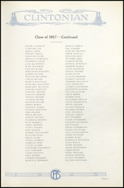 Page 81, 1925 Edition, Clinton High School - Clintonian Yearbook (Clinton, IA) online yearbook collection