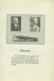Page 11, 1926 Edition, Clinton High School - Clintonian Yearbook (Clinton, IA) online yearbook collection