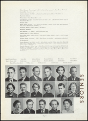 Page 13, 1937 Edition, Clinton High School - Clintonian Yearbook (Clinton, IA) online yearbook collection