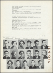 Page 15, 1937 Edition, Clinton High School - Clintonian Yearbook (Clinton, IA) online yearbook collection