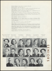 Page 17, 1937 Edition, Clinton High School - Clintonian Yearbook (Clinton, IA) online yearbook collection