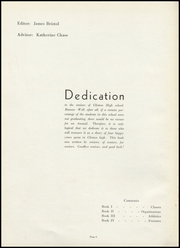Page 6, 1937 Edition, Clinton High School - Clintonian Yearbook (Clinton, IA) online yearbook collection