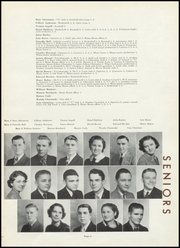 Page 9, 1937 Edition, Clinton High School - Clintonian Yearbook (Clinton, IA) online yearbook collection
