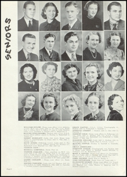 Page 10, 1938 Edition, Clinton High School - Clintonian Yearbook (Clinton, IA) online yearbook collection