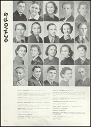 Page 12, 1938 Edition, Clinton High School - Clintonian Yearbook (Clinton, IA) online yearbook collection