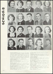 Page 16, 1938 Edition, Clinton High School - Clintonian Yearbook (Clinton, IA) online yearbook collection