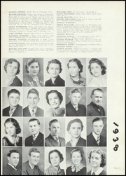 Page 17, 1938 Edition, Clinton High School - Clintonian Yearbook (Clinton, IA) online yearbook collection