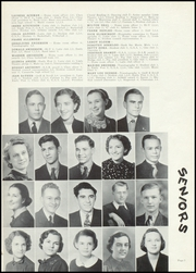 Page 9, 1938 Edition, Clinton High School - Clintonian Yearbook (Clinton, IA) online yearbook collection