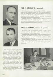 Page 12, 1942 Edition, Clinton High School - Clintonian Yearbook (Clinton, IA) online yearbook collection