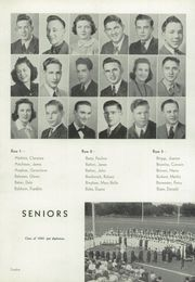 Page 16, 1942 Edition, Clinton High School - Clintonian Yearbook (Clinton, IA) online yearbook collection