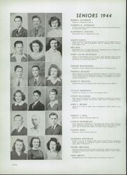 Page 16, 1944 Edition, Clinton High School - Clintonian Yearbook (Clinton, IA) online yearbook collection