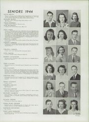 Page 17, 1944 Edition, Clinton High School - Clintonian Yearbook (Clinton, IA) online yearbook collection