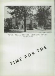 Page 6, 1944 Edition, Clinton High School - Clintonian Yearbook (Clinton, IA) online yearbook collection