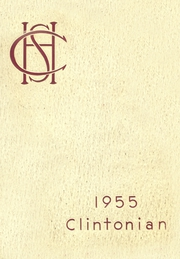 Clinton High School - Clintonian Yearbook (Clinton, IA) online yearbook collection, 1955 Edition, Page 1