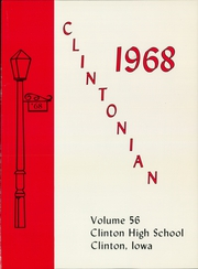 Page 5, 1968 Edition, Clinton High School - Clintonian Yearbook (Clinton, IA) online yearbook collection