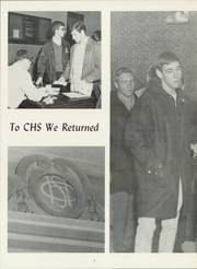 Page 9, 1968 Edition, Clinton High School - Clintonian Yearbook (Clinton, IA) online yearbook collection