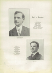 Page 15, 1911 Edition, Abraham Lincoln High School - Crimson and Blue Yearbook (Council Bluffs, IA) online yearbook collection
