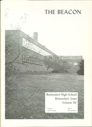 Page 5, 1966 Edition, Bettendorf High School - Beacon (Bettendorf, IA) online yearbook collection