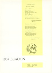 Page 5, 1967 Edition, Bettendorf High School - Beacon (Bettendorf, IA) online yearbook collection
