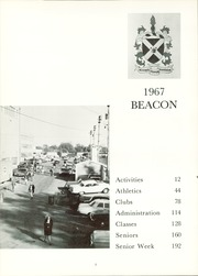 Page 7, 1967 Edition, Bettendorf High School - Beacon (Bettendorf, IA) online yearbook collection