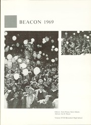 Page 5, 1969 Edition, Bettendorf High School - Beacon (Bettendorf, IA) online yearbook collection