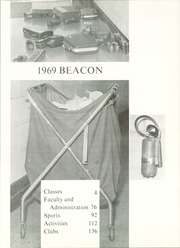 Page 7, 1969 Edition, Bettendorf High School - Beacon (Bettendorf, IA) online yearbook collection
