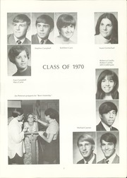 Page 9, 1970 Edition, Bettendorf High School - Beacon (Bettendorf, IA) online yearbook collection