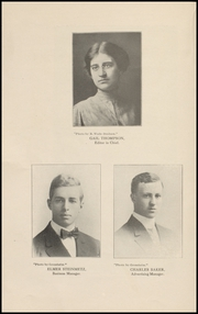 Page 12, 1911 Edition, Muscatine High School - Auroran Yearbook (Muscatine, IA) online yearbook collection